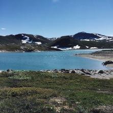 Bygdin, Norway. 7.10.2016